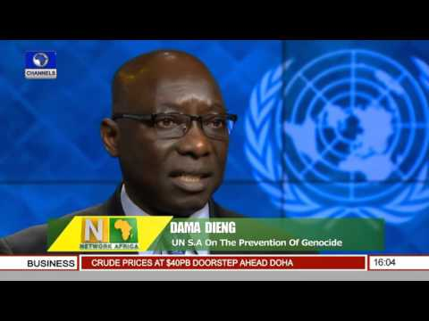 Network Africa: UN Urges Against Recurrence Of Rwanda Genocide