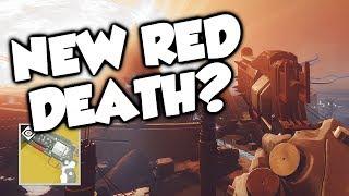 NEW Exotic Handcannon CRIMSON Review! [Destiny 2] Curse of Osiris