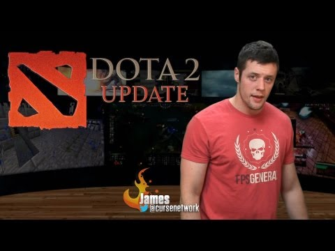 Dota 2 - Patch Notes, Ti3 breaks record, NaVi drops out of Curse Invitational and more!