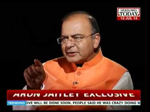 Nothing but the truth: Karan Thapar interviews Arun Jaitley