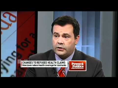 Refugee health claims, Jason Kenney CBC June 29, 2012