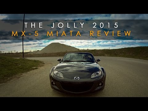 The Jolly 2015 MX-5 Miata Review