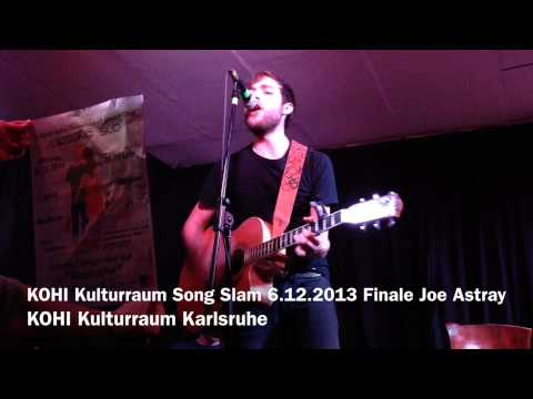 KOHI Song Slam Finale 6-12-13 Joe Astray