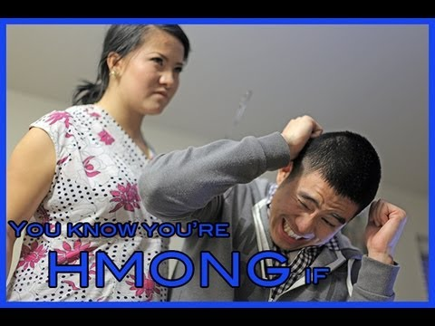 You Know You're Hmong if #2
