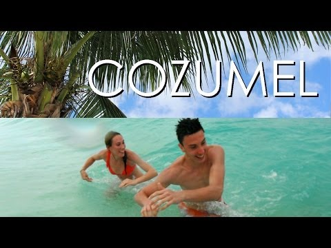 Spring Break 2014 in Cozumel! | LexiLindon