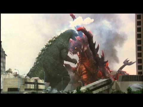 Godzilla Jr. vs. Destroyah- Akira Ifukube - YouTube