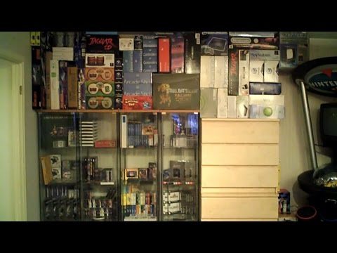 Video Game Collection in Finland