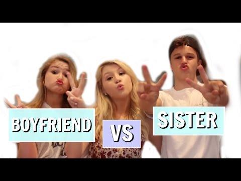 Boyfriend Vs Sister Tag Brooke Sorenson Lolli Sorenson Gn Macintosh