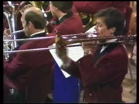 Brilliant Trombone solo Carnival In Venice