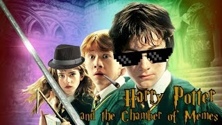 Harry Potter and the Chamber of Memes