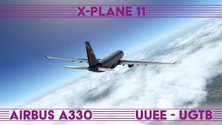 Maailman Ympäri #2 · Airbus A330 · X-Plane 11