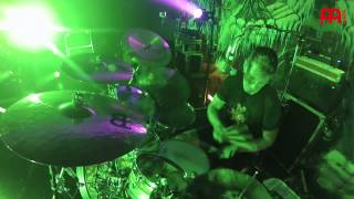 MASTODON Brann Dailor  - High Road (Drum Cam)
