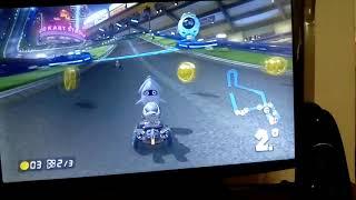 La combinación de metal Mario. Mario Kart 8 pc 😎