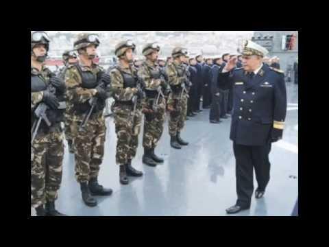الجيش الجزائري algeria marine