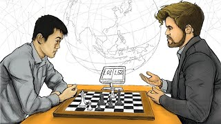Only Tactics Beat 2800 || Ding vs Carlsen || Chessable Masters (2020)