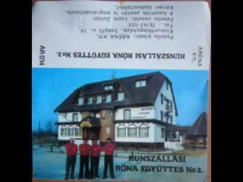 Róna Együttes – Lakodalmas No.2 A Oldal .Aréna Kft. – AR 014 Cassette, Album, Stereo
