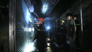 Tin Tức 24h Mới Nhất: Cháy chợ trong đêm tại Nghệ An