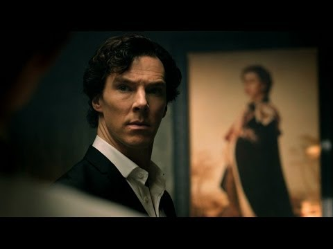 Sherlock: Series 3 Launch Trailer - BBC One