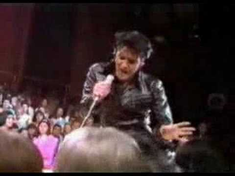 Elvis Presley - Jailhouse Rock (live) video