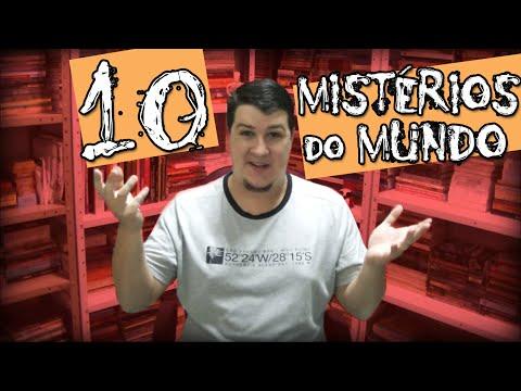 10 Mistérios do Mundo