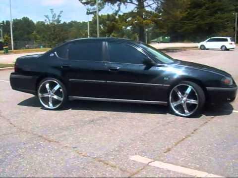 Impala on 22's