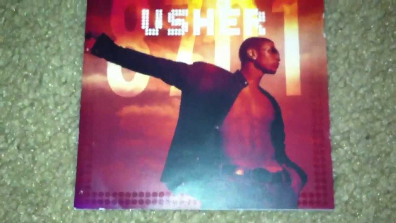 Usher 8701 Unboxing Usher - 8701