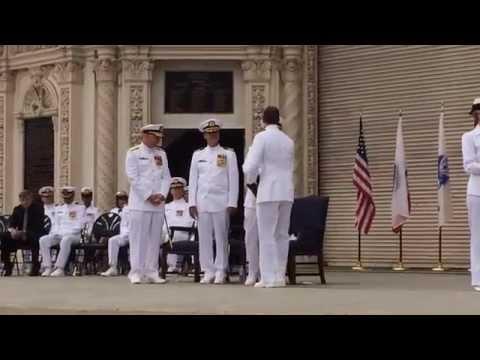 Congratulations to Lt. Michael Steiner
