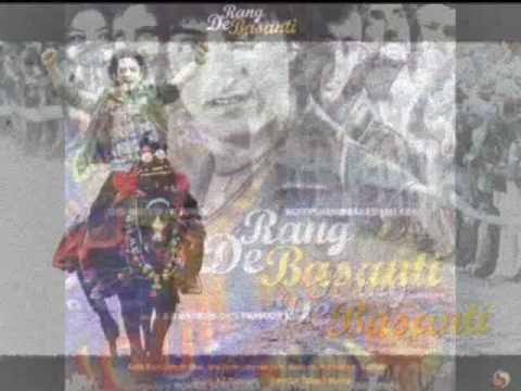 Rang De Basanti- PaathshalaNaresh Iyer & Mohamed Aslam