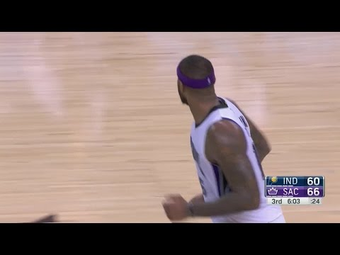 Quarter 3 One Box Video :Kings Vs. Pacers, 1/23/2016 12:00:00 AM