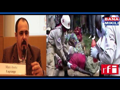 M-A Lagrange: « avec un salaire de 8000 dollars le résultat est négatif» pour la Monusco en RDC