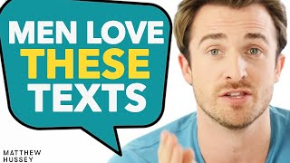 Texting And Calling (how to talk to men, what to say, communication, conversation)