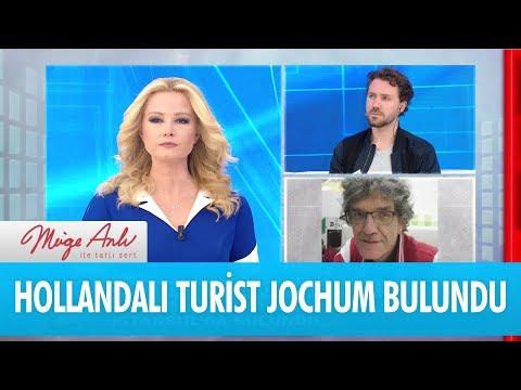 4 gündür kayıp olan Jochum Bectsma bulundu! - Müge Anlı İle Tatlı Sert 12 Aralık 2017