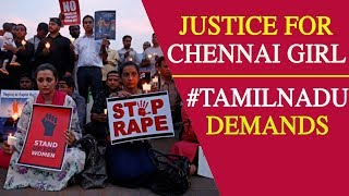 Justice for chennai girl #tamilnadu demands #chennai tamil news tamil news live redpix