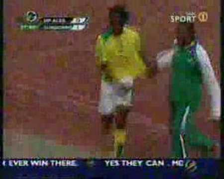 Mamelodi Sundowns win Nedbank Cup, 24 May 2008
