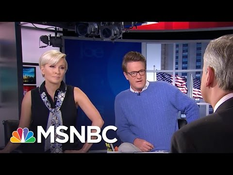 Joe: Why Is Donald Trump Twitter Feuding On Saturday? | Morning Joe | MSNBC