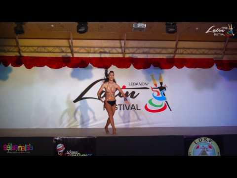 Veronica Lopez Solo Dance Performance | Lebanon Latin Festival 2016