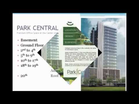 COMMERCIAL CONDO - PARK CENTRAL, IT PARK, CEBU CITY, PHIL.
