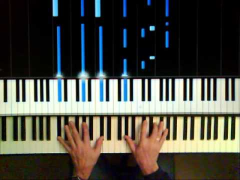 How to play Moonlight Sonata on piano Music Videos