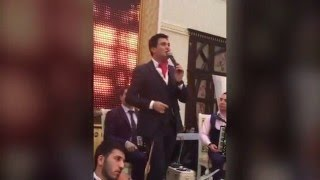 Nadir Qafarzade toyda SUPER PAPURİ