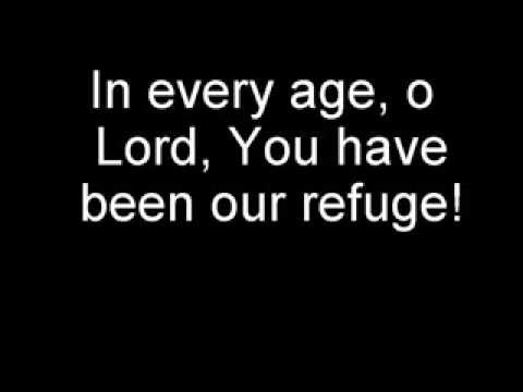 In Every Age, O Lord 23 C SundayPsalm90