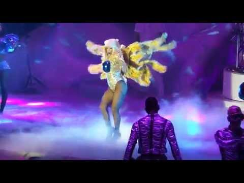 Lady Gaga Live in Berlin 09.10.2014 Eröffnungssong ArtPOP