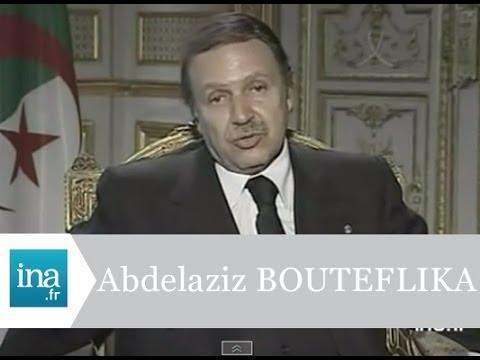 Abdelaziz Bouteflika et les Harkis - Archive INA