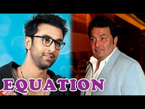 Ranbir Kapoor's father Rishi Kapoor talks about their equation | EXCLUSIVE