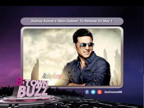 Akshay Kumar's 'Main Gabbar' To Release On May 1