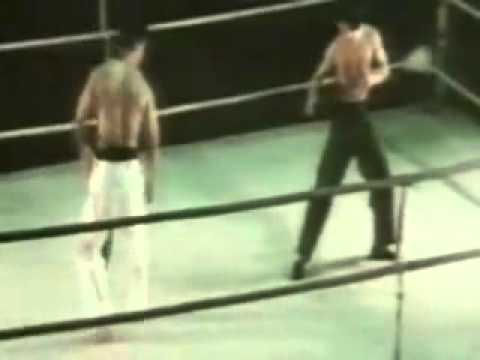 real fight Bruce Lee knew Gracie Jiu Jitsu  led to the MATA LEAO    YouTube Image 1