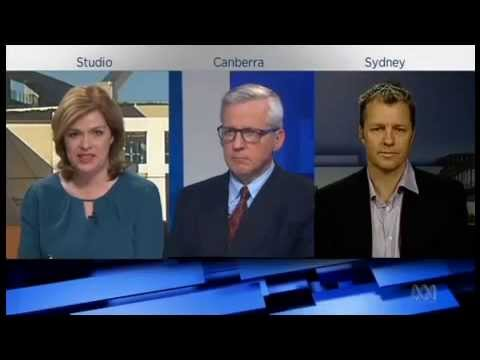 Australia, the US and the War on Terror - ABC Capital Hill 12/9/14