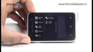 Sony Ericsson XPERIA ACTIVE - UniverCell The Mobileexpert Reviews