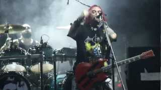 Cavalera Conspiracy - I Speak Hate live Bogota - 2012
