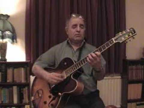 Esmond Selwyn plays the Blues