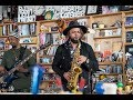 Logan Richardson: NPR Music Tiny Desk Concert